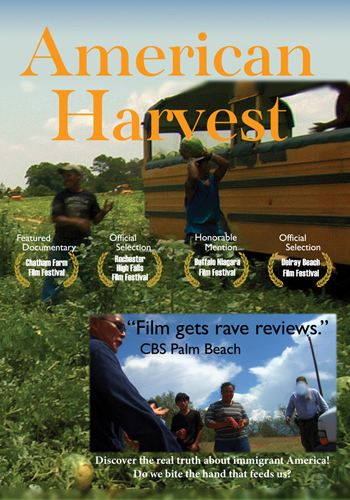 American Harvest Poster