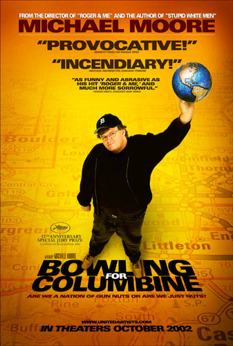 Bowling for Columbine Poster image