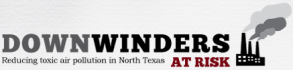 Downwinders At Risk logo
