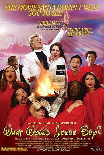 What would Jesus buy? Film Poster