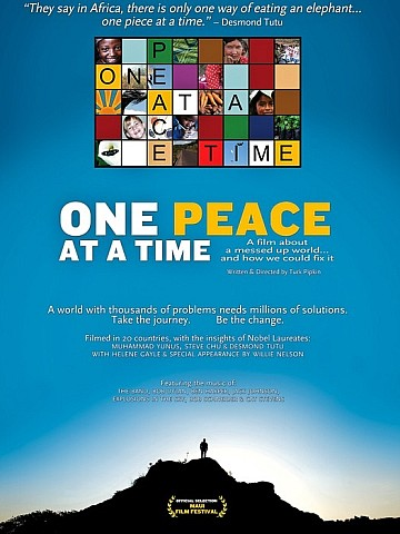 One Peace at a Time Poster