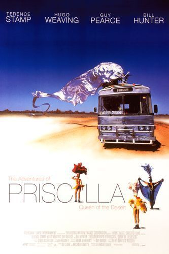 Priscilla, Queen of the Desert Poster image